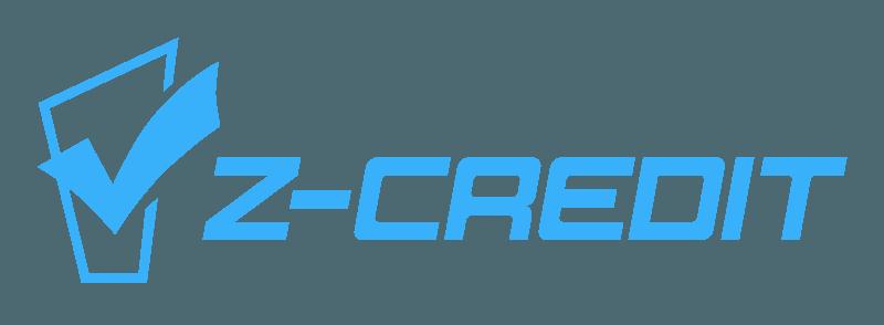 לוגו זד קרדיט Z-Credit Logo