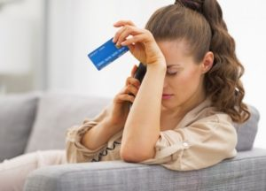 לקוח מתוסכל מרמת שירות נמוכה סליקת אשראי