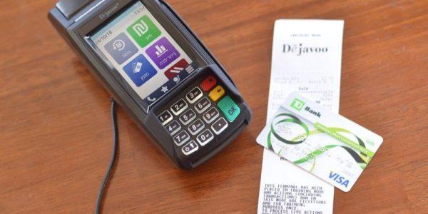 מסוף סליקה Z11, מסוף סליקת אשראי